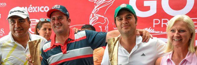 Toño Serna y equipo, ganan el Pro-Am GGPB en Amanali CC&N