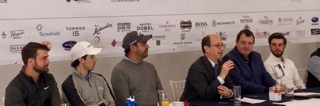 Presentan Copa Prissa en Puebla
