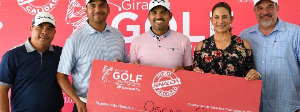 Serna se lleva la Copa Puro Sinaloa