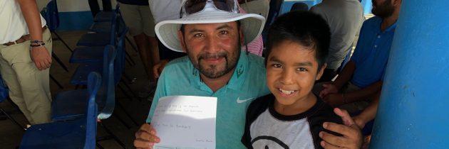 Visitan profesionales Casa Hogar Infantil Marsh en Acapulco