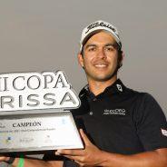 José Toledo se lleva la III Copa Prissa presentada por Mobil en Puebla