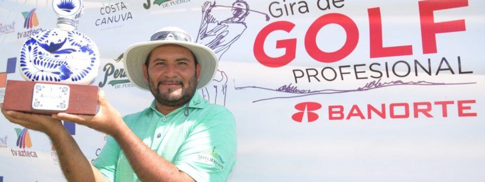 'Camarón' Rodríguez gana la Copa Tequila Azulejos Ultra Premium