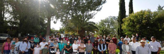 Apoyan profesionales a comunidad en Tepeji del Río