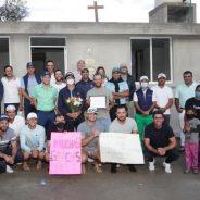 Profesionales apoyan a Casita Linda